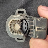 Куплю датчик положения дроссельной заслонки на мотор 4g64