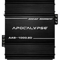 Продам усилитель apocalypse aab-1000.2d