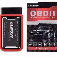 Диагностический адаптер OBD2 V 1.5 WI-FI