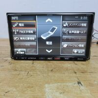 HDD магнитола Mitsubishi NR-HZ001
