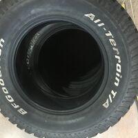 Грязевые шины  BFGoodrich