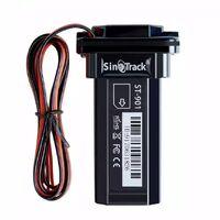 Пыле-влагозащищенный GPS трекер ST-901