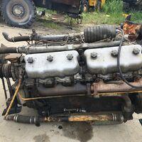 Двигатель Урал камаз