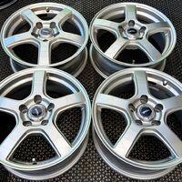 Диски R17 Bridgestone Toprun 5х114.3 (+38) из Японии. Без пробега в РФ