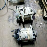 Генератор J2/ 2.7 и J3/ 2.9 turbo/ Kia Bongo3