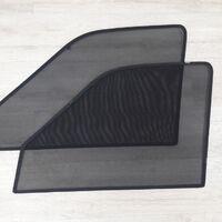 Каркасные шторки на Mitsubishi Delica D5