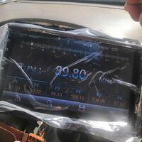 Магнитола андроид 10. Prado120