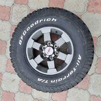 1 колесо в сборе 265/75R16
