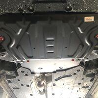 Защита двигателя на Toyota Rav4 (2020-)