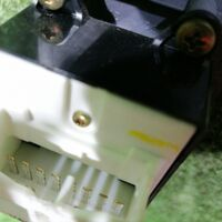 Пульт стеклоподъемника Toyota Voxy AZR65 1AZFSE 2002 перед. прав. (б/у