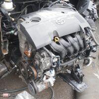 продам вариатор и двигатель на филдер 2010год nze144куз 1500куб
