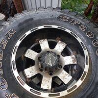Продам колёса 33