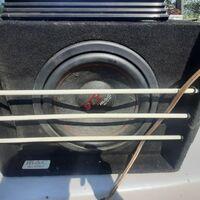 Пасивный саббуфер mac audio 2000wat