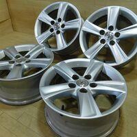 Диски R16 Toyota (оригинал Япония) 5x114.3 (+40) J7. Без пробега по РФ