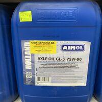 Синтетическое трансмиссионное масло AIMOL (Голландия) 75W-90 GL5