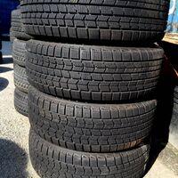 Шины 215/60/16 Dunlop DSX-2, Japan, износ 5%. Без пробега по РФ