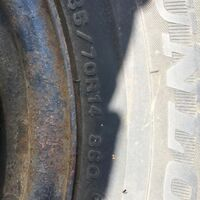 Автошины бу Япония с рынка Japan 185/70R14 - 4 шт. Dun lop DSX 2.