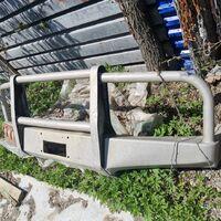 Алюминиевый бампер тлк-80