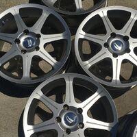 Диски литые Bridgestone (BEO) Япония с рынка Japan R16 5×114,3 7j +49.