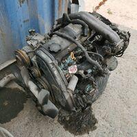 Продам на хайс двигатель 1kz с механикой