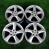 Диски R17 Bridgestone Toprun 5х114.3 (+53) из Японии Без пробега по РФ
