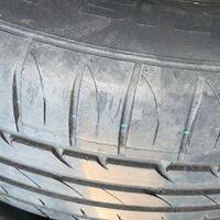 Продам шины (лето) +диски
