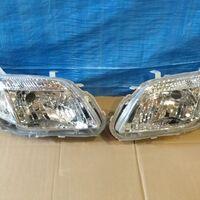 Фара Toyota Corolla Axio/Corolla Fielder #ZE14# 06-12 год светлые