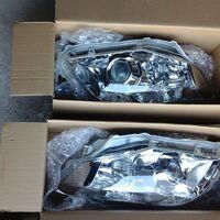 Фара Toyota Corolla Fielder/Axio #ZE14# 06-12 год линза светлые
