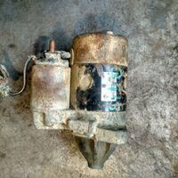 стартер на двигатель QG 18
