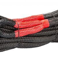 Трос динамический 22мм*6м*10тонн (веревочный) серый/оранжевый 6611