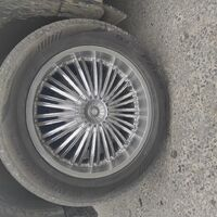 Продам колеса с дисками на Toyota Prado 150