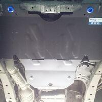 Защита двигателя на Subaru Legaсy B4 (2009-2015)