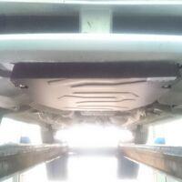 Защита двигателя на Subaru Legaсy (2003-2009)