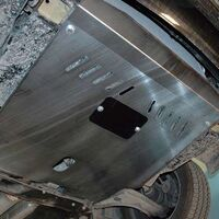 Защита двигателя на Subaru Legaсy Grand Wagon