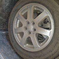 колёса в сборе R15(5/100)