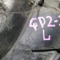 Уголок жабо Honda Fit GD2 L13A 2006 перед. лев. (б/у)