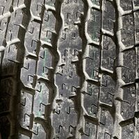 Новые шины 256/65R17 Brigestone duller H/T Prado Parero