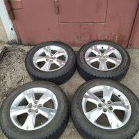Продам комплект отличных колес