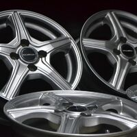 Диски R14 Bridgestone Balminum 4х100 (+50). Без пробега по РФ