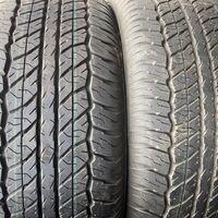 265/60R18 новые летние шины Dunlop (5шт)