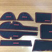 Декоративные коврики для Toyota RAV4