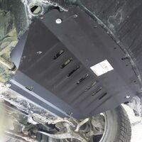 Защита двигателя на Infiniti FX35