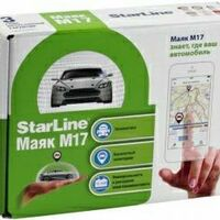 Starline m 17 GSM. GPS маяк.