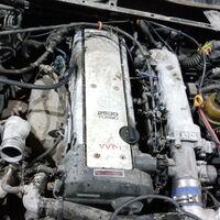 Двигатель + автомат
