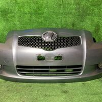 Бампер передний Т.Vitz Куз:#CP9# 1 модель, туманки, с 05-07год