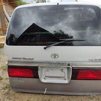5-ая дверь Toyota Hiace