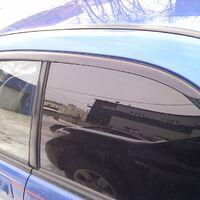 Ветровики Subaru Impreza 2000-2007