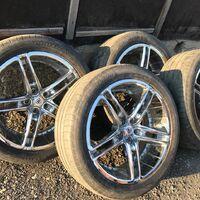 Хороший комплект колес в сборе.