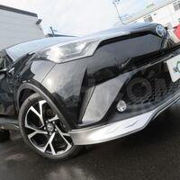 юбка переднего бампера Toyota C-HR ZYX10 / NGX50 / NGX10 CHR Япония