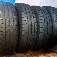 Шины 215/60/17 Dunlop Enasave RV505, износ 5%,2020г. Без пробега по РФ